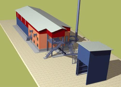 Для покрытия тепловых нагрузок в котельной устанавливаются на два теплогенерирующих модуля один модуль...
